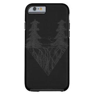 La vie de montagne coque tough iPhone 6