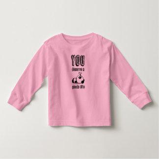 La vie de panda - T-shirt