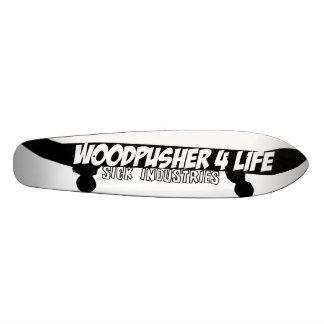 La vie de Woodpusher 4 Plateau De Skateboard