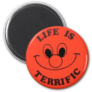 La vie est aimant TERRIBLE