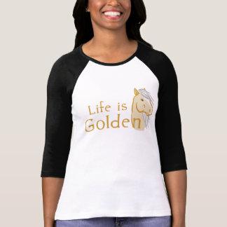 La vie est d'or t-shirt