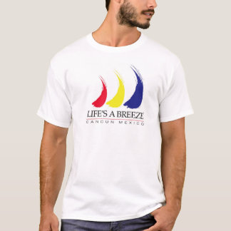 La vie est un T-shirt de