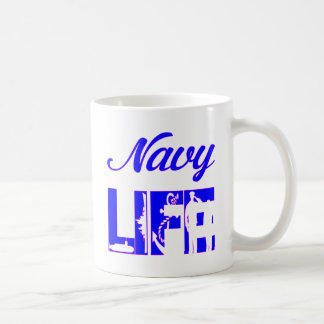 La vie FB.com/USAPatriotGraphics de marine Mug