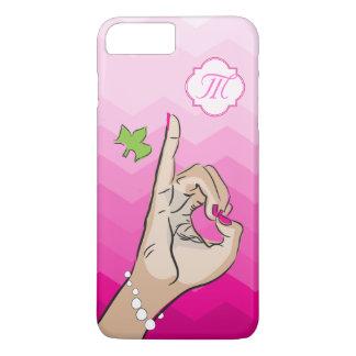 La vie rose et verte coque iPhone 7 plus