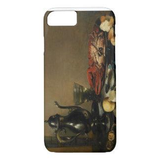 La vie toujours, 1643 (huile sur le panneau) coque iPhone 7