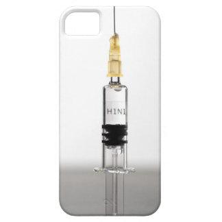 la vie toujours, arrière - plan blanc iPhone 5 case