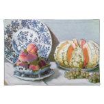 La vie toujours avec le melon, Claude Monet 1872 Sets De Table