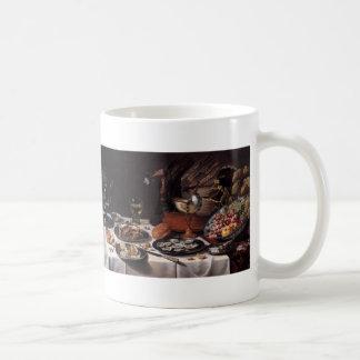 La vie toujours avec le tarte de la Turquie - Mug