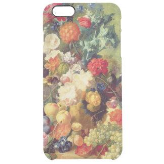 La vie toujours avec les fleurs et le fruit coque iPhone 6 plus