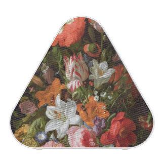 La vie toujours des lis de roses, tulipes haut-parleur bluetooth