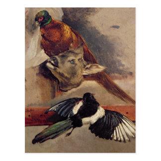 La vie toujours du jeu, c.1812-16 cartes postales