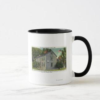 La vieille vue de Chambre de Hancock Clark, Paul Mug