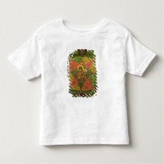 La Vierge de Bush brûlant, du mont Athos T-shirt Pour Les Tous Petits