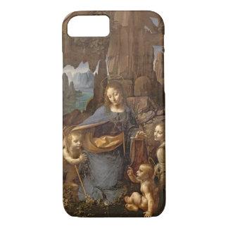La Vierge des roches Coque iPhone 7