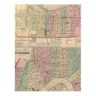 La ville de Louisville, Kentucky Carte Postale