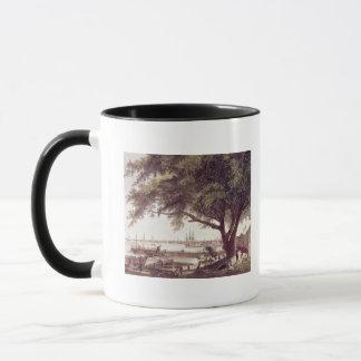 La ville et le port de Philadelphie, de Mug