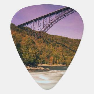 La Virginie Occidentale, parc d'état Babcock Onglet De Guitare