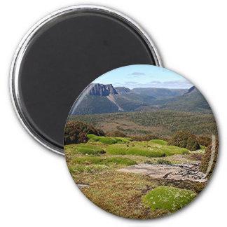 La voie sur terre 2 de la Tasmanie Aimant