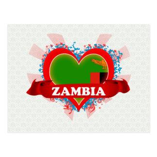 La Zambie d'amour du cru I Cartes Postales