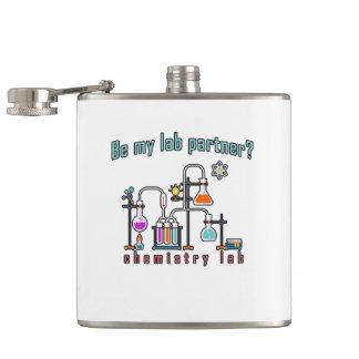 Laboratoire de chimie flasques