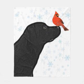 Laboratoire noir et Noël cardinal