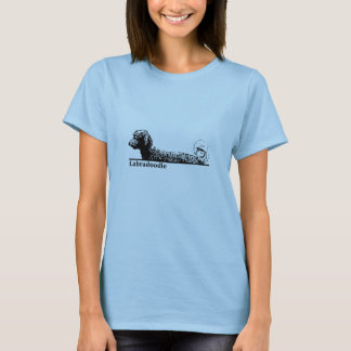 Labradoodle chic t-shirt