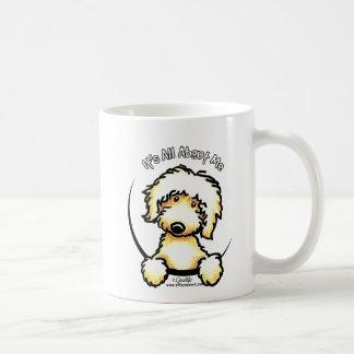 Labradoodle jaune IAAM Mug