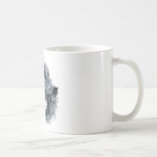 Labradoodle noir mug