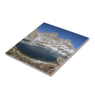Lac bear noir - sierra petit carreau carré