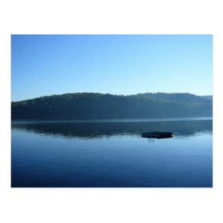 Lac Brule, carte postale d'Ontario