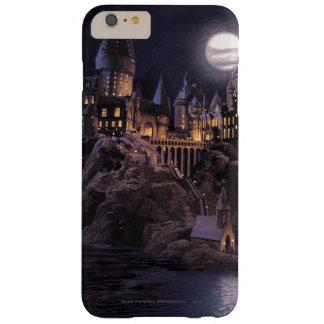 Lac castle | de Harry Potter grand à Hogwarts Coque Barely There iPhone 6 Plus