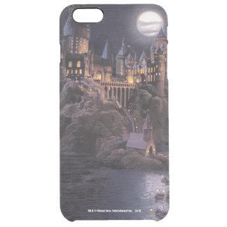 Lac castle | de Harry Potter grand à Hogwarts Coque iPhone 6 Plus