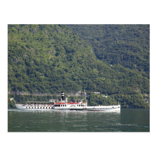 Lac Como, ferry-boat Carte Postale