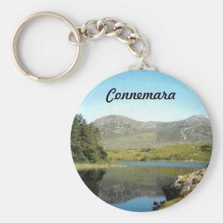 Lac Connemara sur un porte-clés