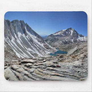 Lac d'ours blanc et bear de Brown - sierra Tapis De Souris