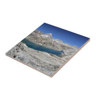 Lac Italie et lac bear de Brown - sierra Petit Carreau Carré
