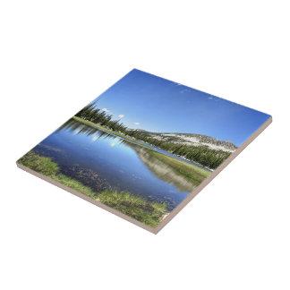 Lac Lou Beverly - sierra Petit Carreau Carré