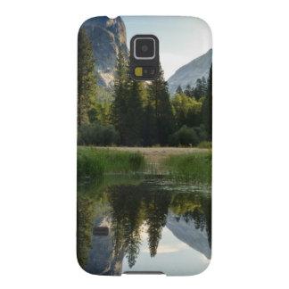 Lac mirror, Yosemite Coque Pour Samsung Galaxy S5