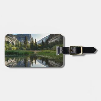 Lac mirror, Yosemite Étiquettes Bagages