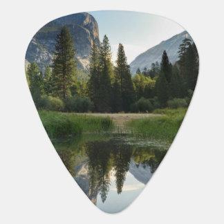 Lac mirror, Yosemite Onglet De Guitare