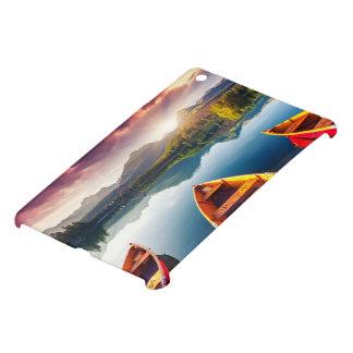 Lac mountain en parc national haut Tatra 3 Coque iPad Mini