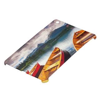 Lac mountain en parc national haut Tatra Coque Pour iPad Mini