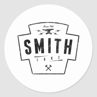 Lac smith sticker rond