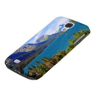 Lac st. Mary, parc national de glacier, Montana Coque Galaxy S4