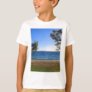 Lac Taupo, Nouvelle Zélande T-shirt