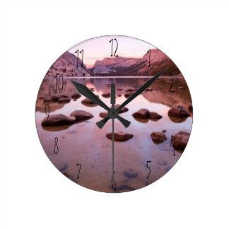 Lac Tenaya Horloge Ronde