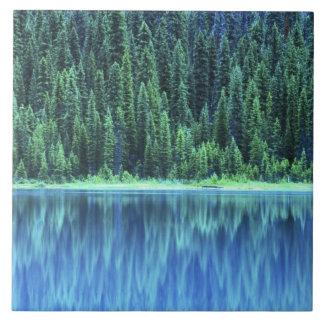 Lac vert, Yoho NP, AVANT JÉSUS CHRIST, le Canada Grand Carreau Carré