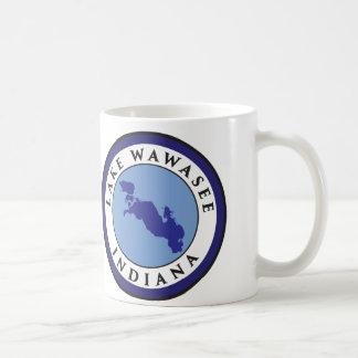 Lac Wawasee, Indiana Mug