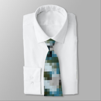 Lac winter de Digitals Camo Cravates