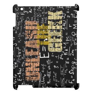 Lâchez la caisse de comprimé de geek coque pour iPad